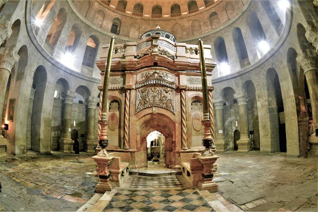 Πανάγιος Τάφος – Πανίερος Ναός τῆς Ἀναστάσεως – Πατριαρχείοv Ιεροσολύμων –  Επίσημη Πύλη Ειδησεογραφίας